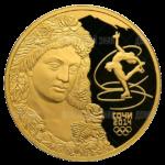 1000 рублей 2011г. Пруф СПМД Флора