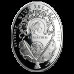 "2 доллара 2011г. Яйцо ""Мальборо"""